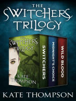 The Switchers Trilogy