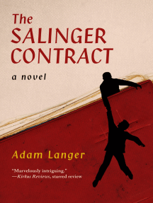 The Salinger Contract: A Novel