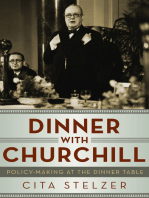 Dinner with Churchill