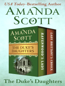 The Duke's Daughters: Ravenwood's Lady and Lady Brittany's Choice
