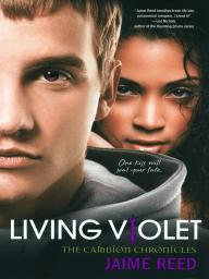 Living Violet by Thomas Herrmann cover