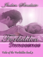 Forbidden Innocence (Tales of the Forbidden – Book Three)