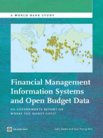 Financial Management Information Systems and Open Budget Data