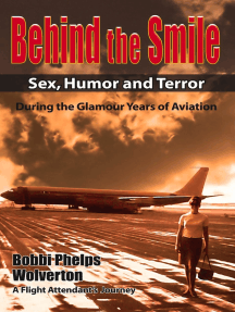 Behind the Smile During the Glamour Years of Aviation