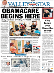 The Valley Morning Star - 10-03-2013