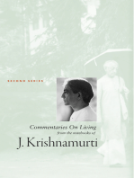 J Krishnamurti Commentaries On Living Series 2