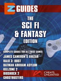 The Sci Fi and fantasy Edition: Avatar halo 3 batman arkham asylum killzone 2