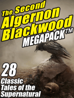 The Second Algernon Blackwood Megapack