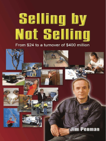 Selling by Not Selling: From $24 to a Turnover of $400 Million