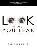 Look Before You Lean