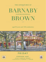 Barnaby Oliver Maxwell Brown