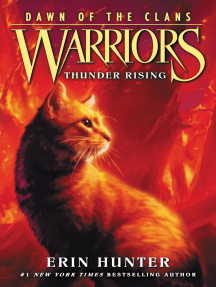 Thunder Rising: Warriors: Dawn of the Clans #2