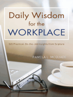 Daily Wisdom for the Workplace