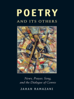 Poetry and Its Others