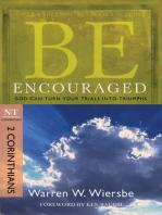 Be Encouraged (2 Corinthians)