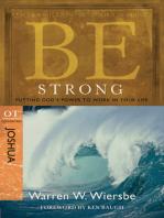 Be Strong (Joshua)