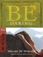 Be Daring (Acts 13-28)