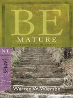 Be Mature (James)