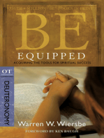 Be Equipped (Deuteronomy)