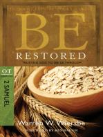 Be Restored (2 Samuel & 1 Chronicles)