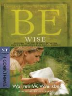 Be Wise (1 Corinthians)