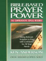 Bible-Based Prayer Power