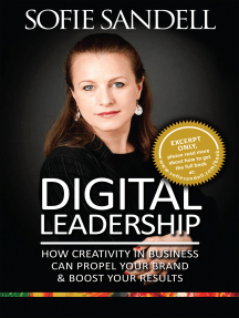 Digital Leadership: How Creativity in Buisness Can Propel Your Brand & Boost Your Results