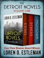The Detroit Novels Volume One