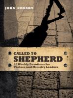 Called to Shepherd