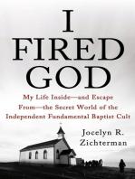 I Fired God