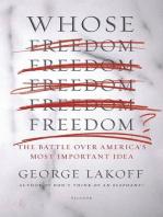 Whose Freedom?