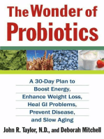 The Wonder of Probiotics