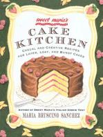 Sweet Maria's Cake Kitchen