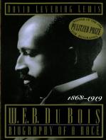 W. E. B. Du Bois, 1868-1919