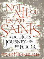 Not All of Us Are Saints