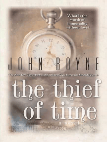 The Thief of Time: A Novel
