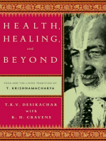 Health, Healing, and Beyond