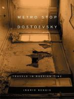 Metro Stop Dostoevsky