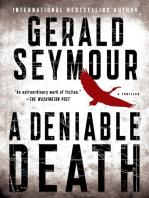 A Deniable Death: A Thriller