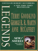Legends-Vol. 2 Stories By The Masters of Modern Fantasy