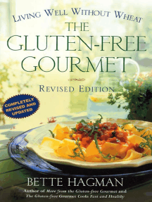 The Gluten-free Gourmet, Second Edition: Living Well Without Wheat