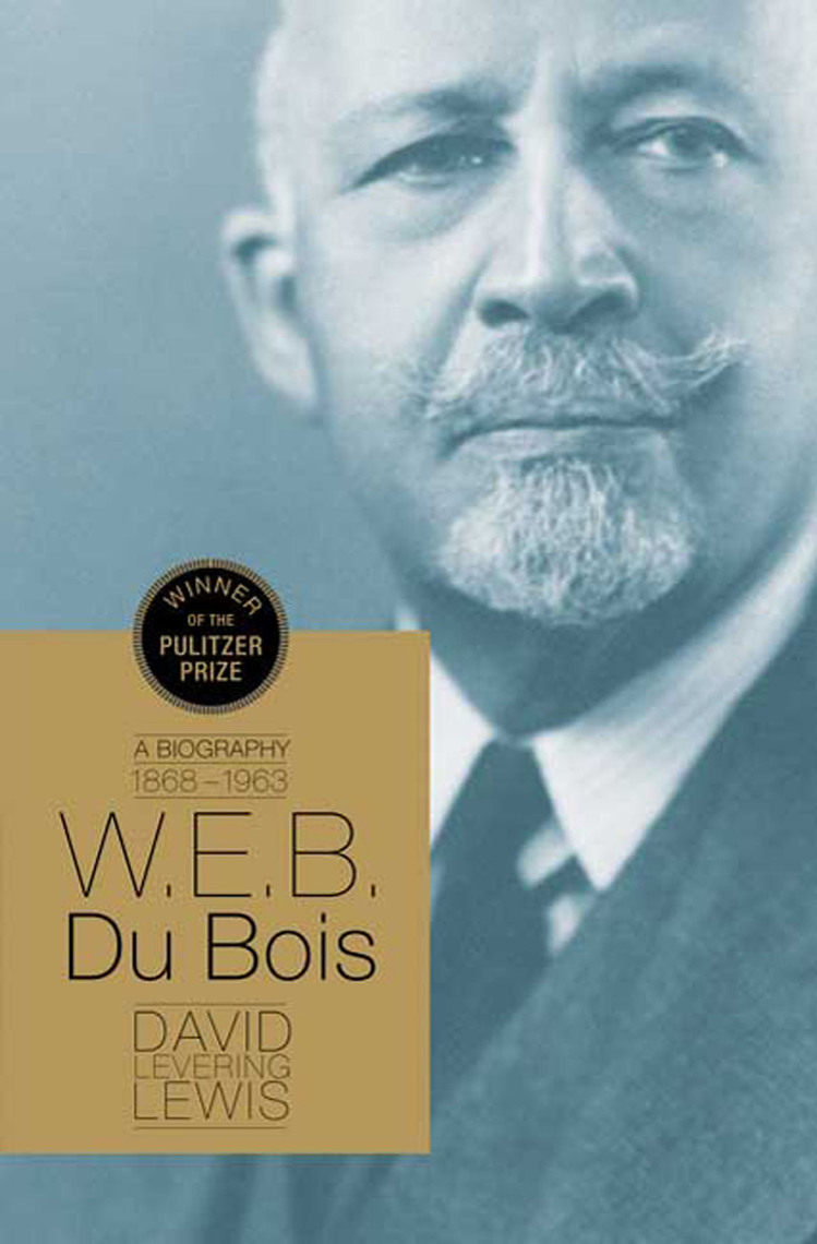 w e b du bois by david levering lewis online