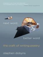 Next Word, Better Word