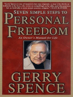 Seven Simple Steps to Personal Freedom