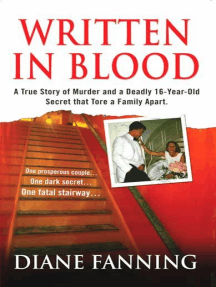Written in Blood: A True Story of Murder and a Deadly 16-Year-Old Secret that Tore a Family Apart