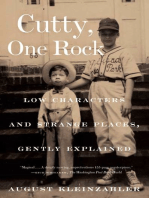 Cutty, One Rock: Low Characters and Strange Places, Gently Explained