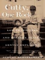 Cutty, One Rock