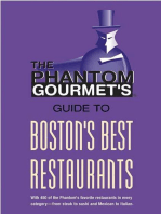 Phantom Gourmet Guide to Boston's Best Restaurants