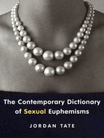 The Contemporary Dictionary of Sexual Euphemisms