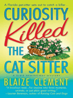 Curiosity Killed the Cat Sitter
